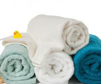 baby towels cropped