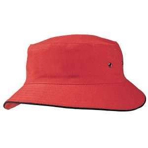 Sandwich Brim Bucket Hat at Coast Image Wear