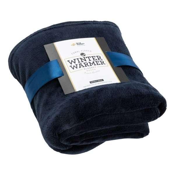 Coral Fleece Blanket at Coast Image Wear