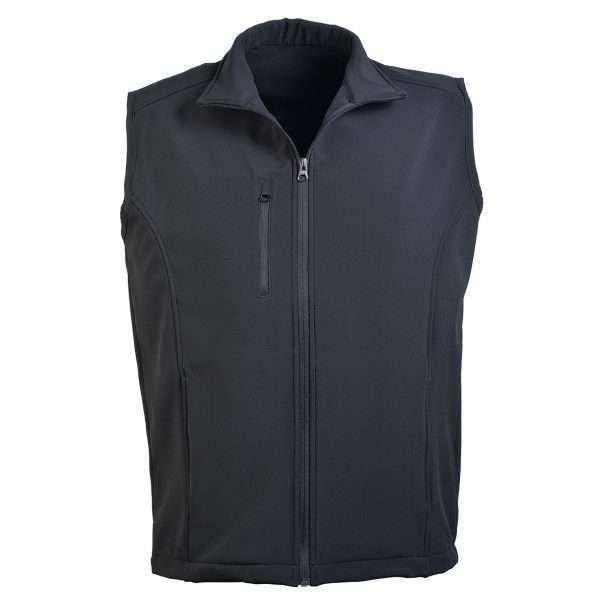 The Softshell Vest at Coast Image Wear