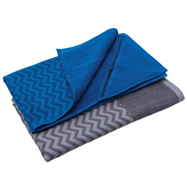 Elite Gym Towel with Pocket at Coast Image Wear