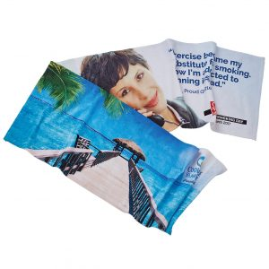 Sublimation Sports Towel at Coast Image Wear