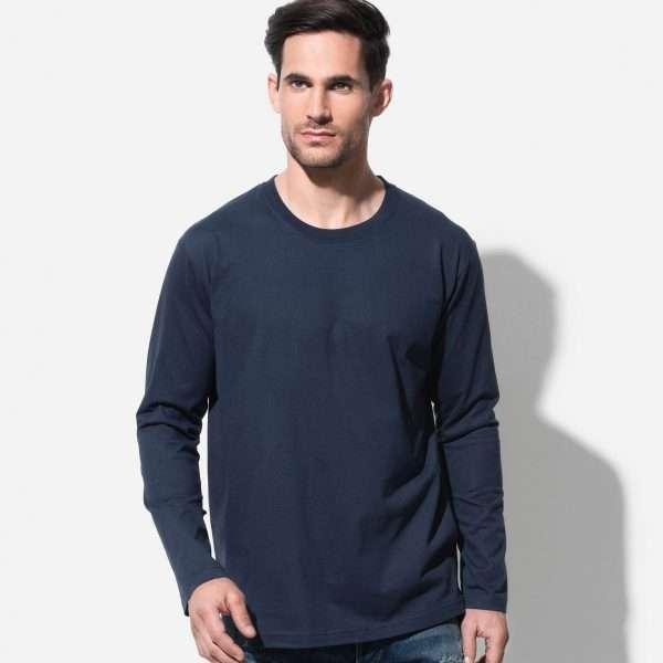 Mens Heavy Long Sleeve at Coast Image Wear