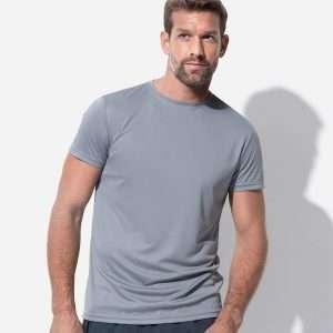 Men's Active Sports T at Coast Image Wear