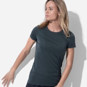 Women's Active Sports T at Coast Image Wear