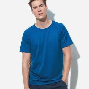 Men's Active 140 Raglan at Coast Image Wear