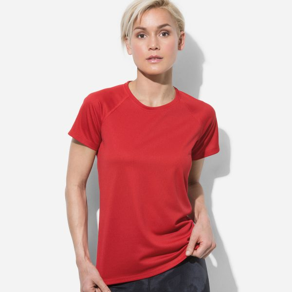 Women's Active 140 Raglan at Coast Image Wear