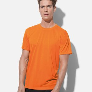 Men's Active Cotton Touch Crew at Coast Image Wear