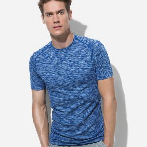 Men's Active Seamless Raglan at Coast Image Wear