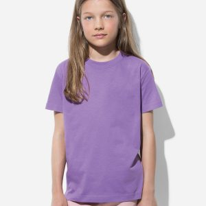 Kid's Organic Crew Neck at Coast Image Wear