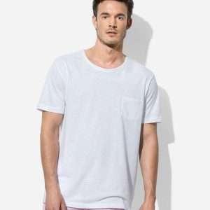 Men's Oversized Slub Crew Neck at Coast Image Wear
